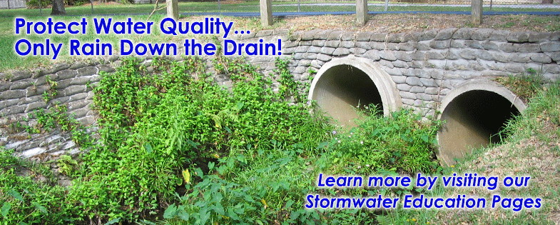 Stormwater Education